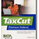 2006 Taxcut Deluxe Federal Home Schedule C imports Turbo tax
