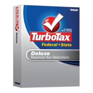 2007 TurboTax Federal + State Deluxe Deduction Maximizer 2007 Win/Mac Turbo Tax