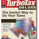1995 TurboTax Federal Deluxe 1995 Windows Turbo Tax