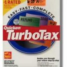 2002 TurboTax Federal basic 2002 Windows Turbo Tax Intuit Turbo Tax