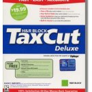 2004 Taxcut Deluxe Federal Tax Cut Return Turbo tax