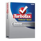 2007 TurboTax Federal Deluxe NEW NIB Deduction Maximizer 2007 Win/Mac Turbo Tax