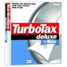 TurboTax Deluxe 2003 Federal Turbo Tax APPLE MAC VERSION