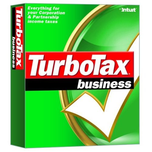 TurboTax Business 2002 Federal Turbo Tax Corporations and Partnerships