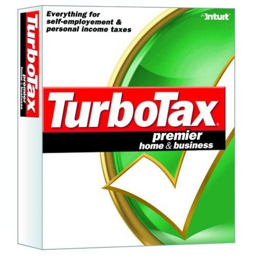 TurboTax Premier 2003 Federal Returns Home & BusinessTurbo Tax