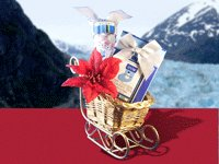 Buy cheap gift baskets - Peppermint Holiday Gift Basket