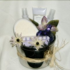 Jasmine Rose Spa Gift Basket