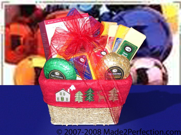 Buy gift baskets - Say Cheese Gift Basket