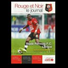 STADE RENNAIS FC LORIENT FRENCH LIGUE 1 FOOTBALL PROGRAMME 23rd MAY 2009