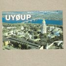 QSL CARD FROM RADIO OPERATOR IN KIEV UKRAINE