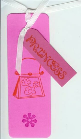 Princess Bookmark