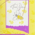 Bumble Bee Thank You Card