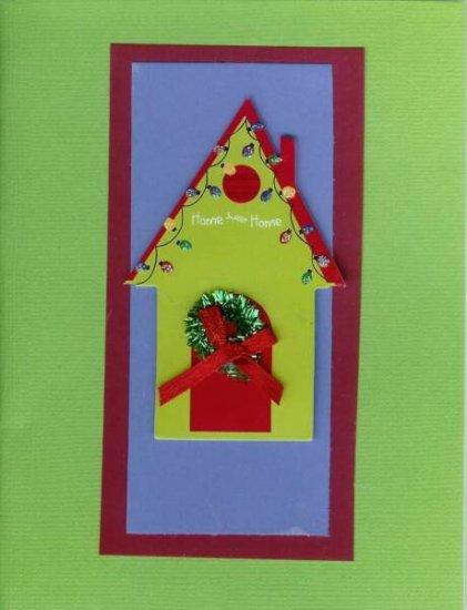 Home Sweet Home Christmas Card