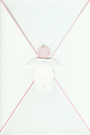 Bundle of Joy Baby Girl Card