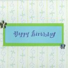 Dragonfly Happy Birthday Card