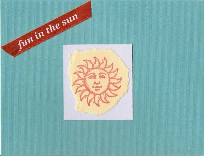 Fun in the Sun Card