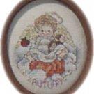 Little Autumn Angel