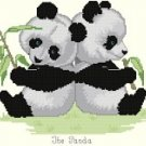 Snacking Baby Pandas