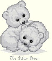 Pair of Polar Bears