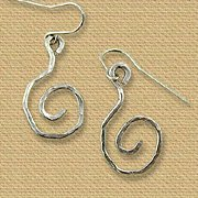 Spiral Life Earrings