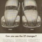 1960 Volkswagen Car Auto for only $1,565 -  Advertising Print Ad - tva2304