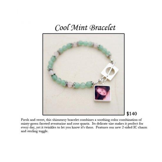 Cool Mint Bracelet