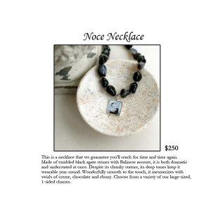 Noce Necklace