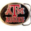 1995 Texas A&M Aggies Belt Buckle Made in U.S.A.