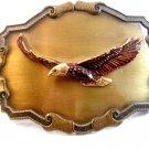 Vintage Raintree American Eagle Belt Buckle
