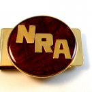 New Old Stock NRA Money Clip