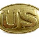 U.S. Civil War Re-Enactment Belt Buckle 10242013
