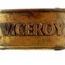 Viceroy Belt Buckle 11072013