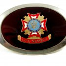 1970's Veterans of Foreign Wars Of The United States Belt Buckle 092314
