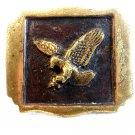 Vintage Distressed American Eagle Belt Buckle
