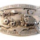 Vintage 1988 American Truck Pullers Association Belt Buckle