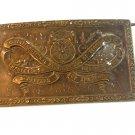 Vintage International Brotherhood of Teamsters Belt Buckle