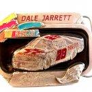 Dale Jarrett Nascar Limited Edition Belt Buckle Made in U.S.A.