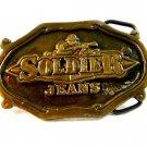 Vintage Soldier Jeans Belt Buckle