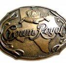 Crown Royal State of Texas Belt Buckle