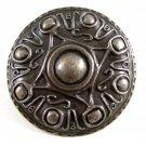 Ladies Gothic Celtic / Roman Shield Style Belt Buckle 5214