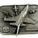 1993 United States Air Force Thunderbirds Belt Belt Buckle 11042013