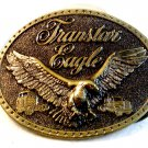 Vintage Transtar Eagle International Harvester Belt Buckle