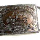 Unmarked Henry Ford Detroit Model T Automobile Belt Buckle 10312013