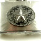 Liquor Decanter Western Star Belt Buckle 10282013