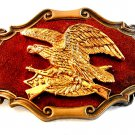1978 RainTree American Eagle Belt Buckle