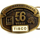 "1993 ""All Makes"" Parts 56 YearsTISCO Belt Buckle 10242013"