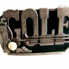 1985 Siskiyou Enameled Golf Belt Buckle 12022013