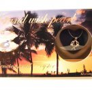 Island Wish Pearl Pendant Mint In The Box Morning Wishes
