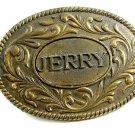 1977 JERRY Belt Buckle 10232013