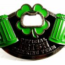Official Irish Drinking Team Belt Buckle 82814